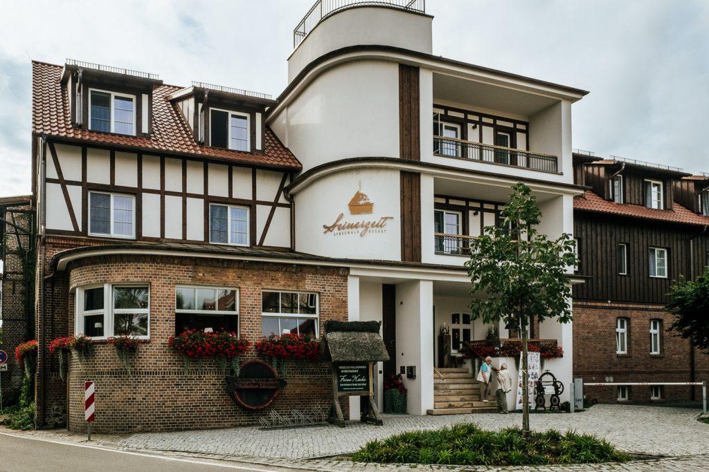 Seinerzeit - Spreewald Resort in Schlepzig